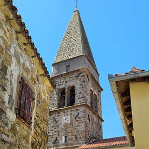Zvonik Padna